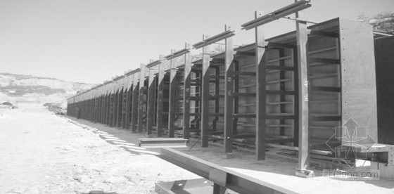 大桥工程25mT梁预制施工方案