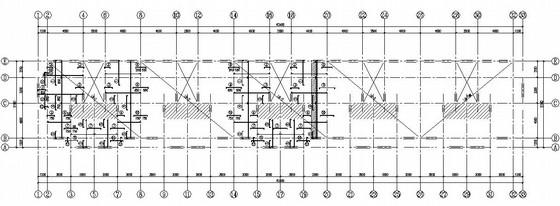 六层底框结构住宅结构施工图