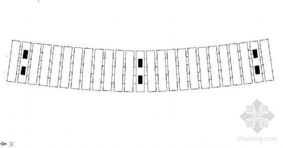 圆形花池及休息座凳施工图