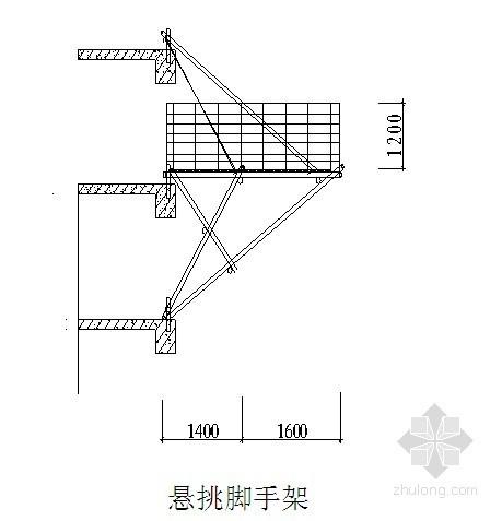 四川省某工业厂区建筑施工方案(厂房、办公楼)