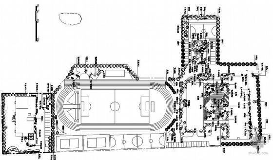 北京东湖湾学校全套施工图