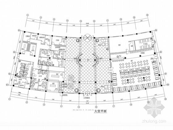 [深圳]古朴典雅休闲主题酒店设计概念方案图