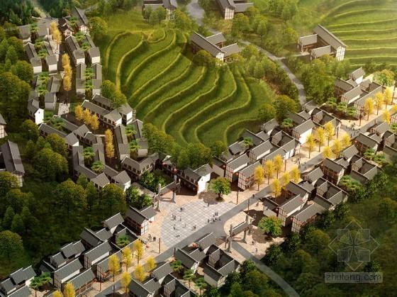 [重庆]生态园区景观规划设计