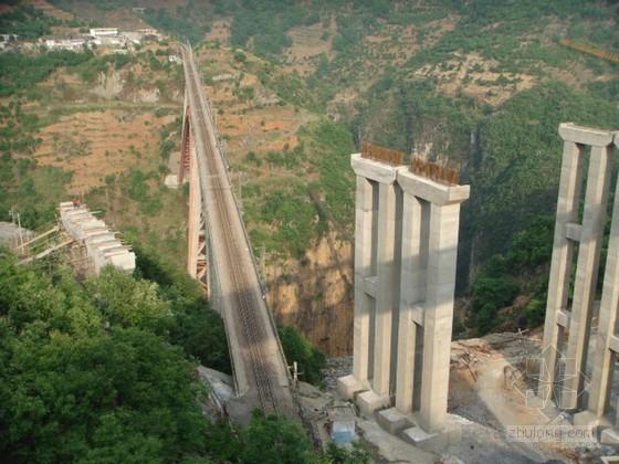 高速公路桥梁分项工程施工作业指导书(22个,中交)