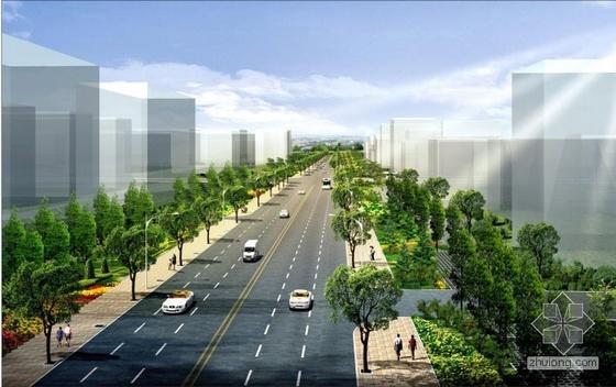 机场绿化带设计方案