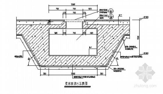 [贵州]框剪结构会议展览中心工程地下室防水施工方案