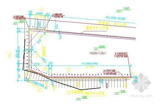 [广东]深基坑挖孔桩及锚索支护开挖施工组织设计