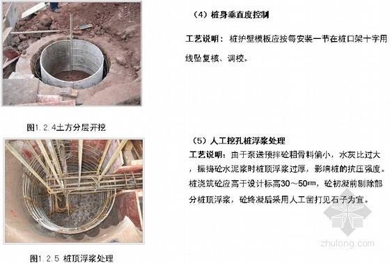 桩基工程精细化做法