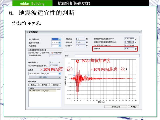 midas-Building抗震分析设计热点功能介绍_5