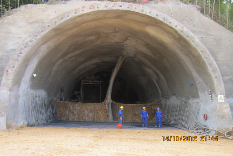[福建]公路隧道标准化施工技术图文解说