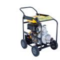 4寸便携式柴油水泵YT40DPE-2