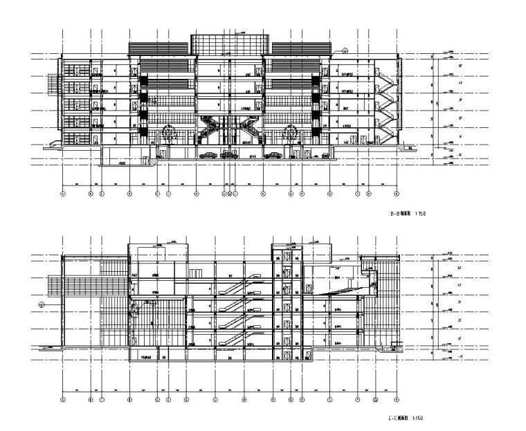 [广东]某图书馆建筑方案设计_6