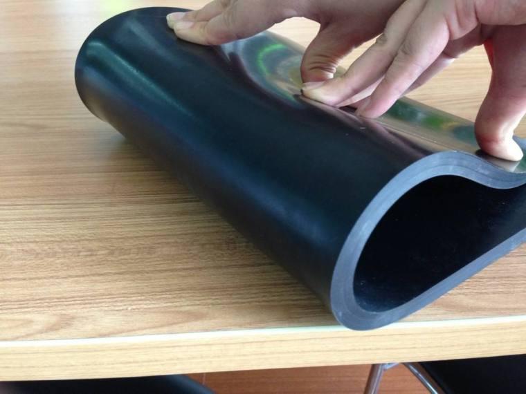 河南郑州配电房防静电条纹绝缘胶垫产品介绍