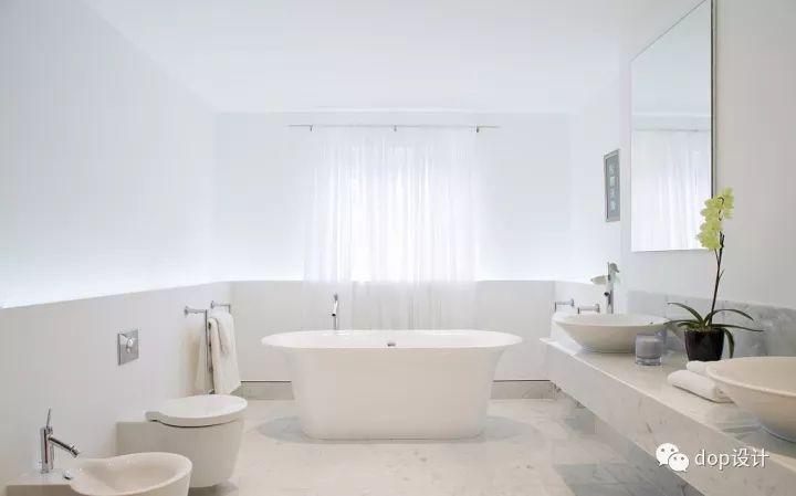 5个方面,让你设计卫生间时不再手足无措!