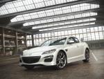白色轿跑3D模型下载
