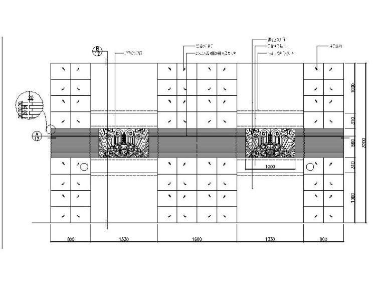精装休闲娱乐主题酒店室内设计施工图_4
