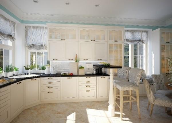 席卷家居复古风  11款复古时尚厨房设计