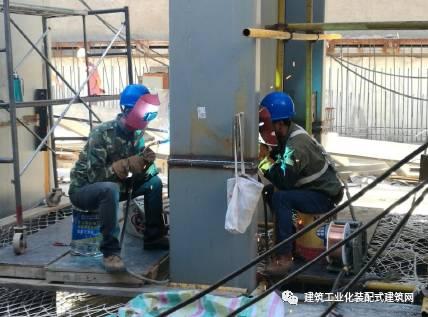 北京市首座钢结构装配式建筑施工管理实践_46