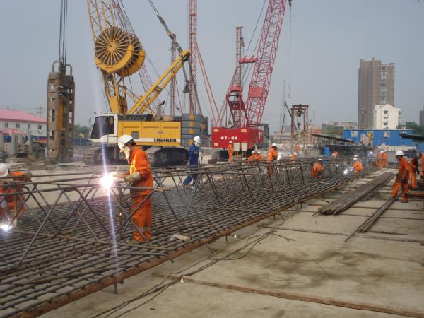 [杭州]地铁区间工程南延伸段施工组织设计(370页)
