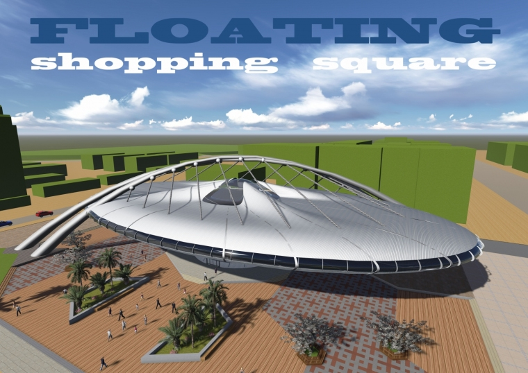Floating  Shopping Square_5