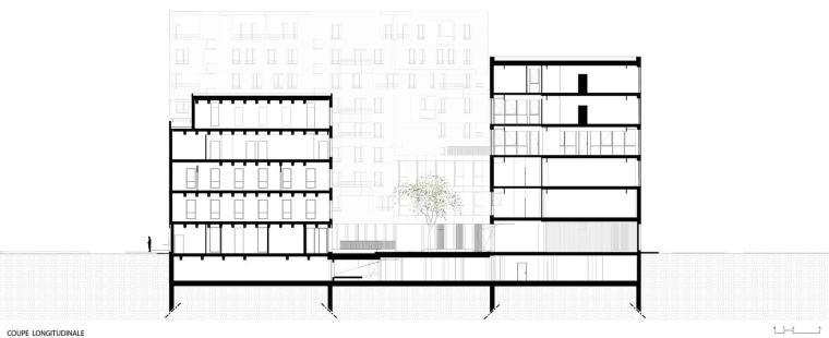 Coupe_Longitudinale_-_ZAC_Cartoucherie_-_◊lot_1.3_-_Taillandier_Architectes_AssociÇs