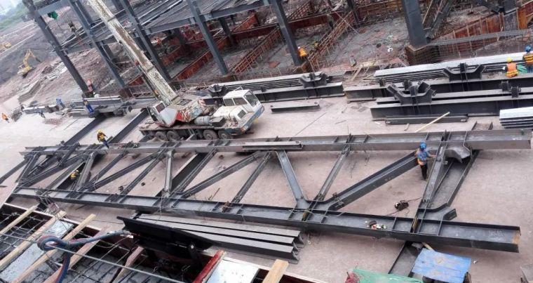 300天搭建34幢装配式钢结构建筑!中国建筑又创造一个深圳速度_14