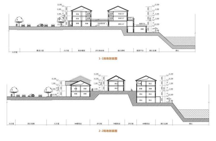 带你玩转文化特色,民俗商业街区规划设计方案!_31