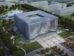 [北京]建筑工程学院新校区图书馆方案文本