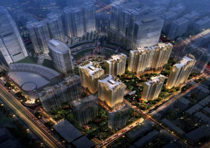 大型住宅項目安全文明施工標準化策劃(圖文豐富)