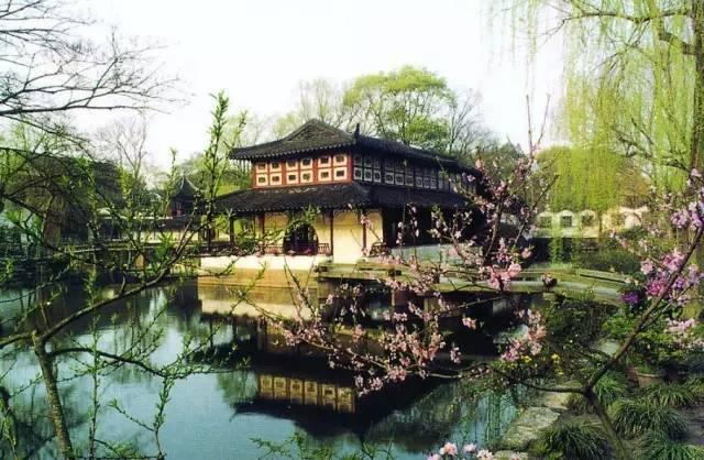 [城市建筑]中国十大园林景观