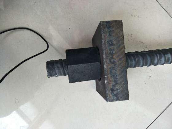 精轧螺纹钢M25psb830精轧螺母晓军紧固件精轧螺纹钢锚具