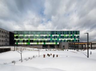 加拿大CSN总部办公楼扩建