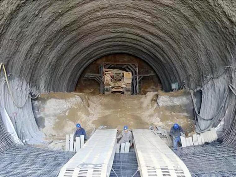 隧道开挖、初期支护专项施工方案