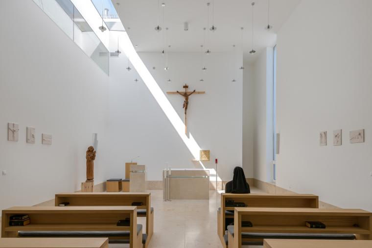 波兰圣弗朗西斯姐妹修道院-3