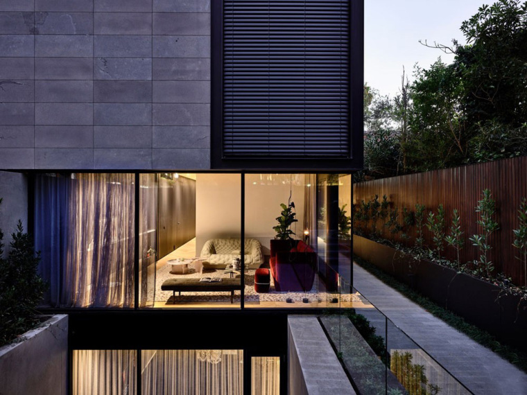 澳大利亚Huntingtower特别定制住宅-5