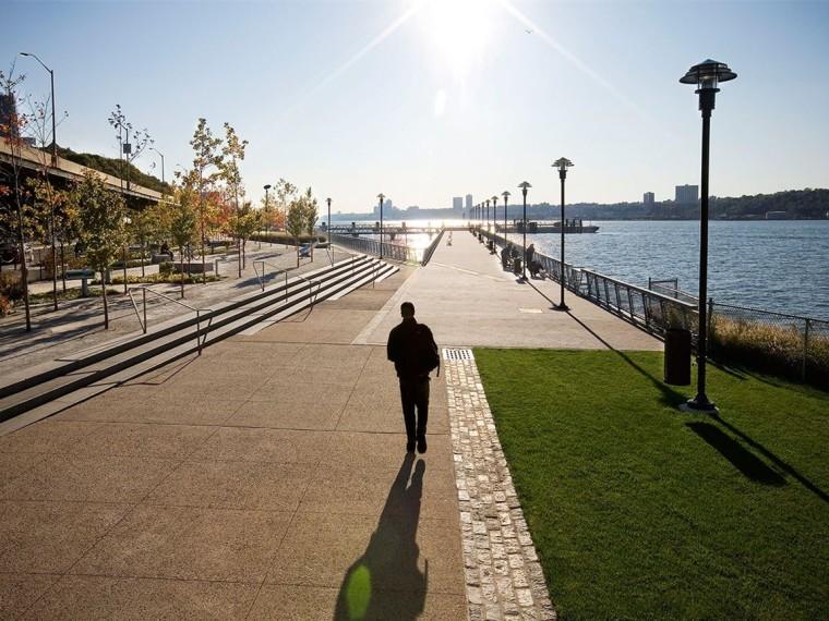美国西哈莱姆总体规划和海滨公园
