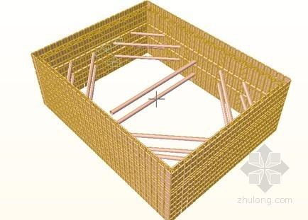 大桥双臂钢围堰设计计算书(MIDAS建模)