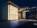 会馆门头3D模型下载