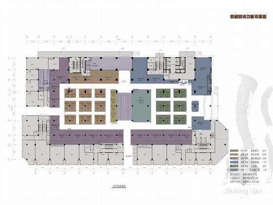 [江苏]全国连锁购物商场室内设计方案(含效果图)
