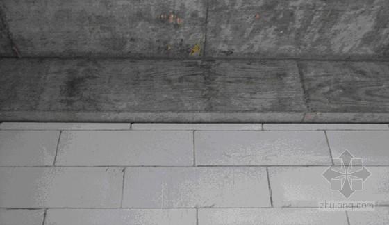 [QC成果]减少蒸压加气混凝土砌块墙体裂纹(附图)
