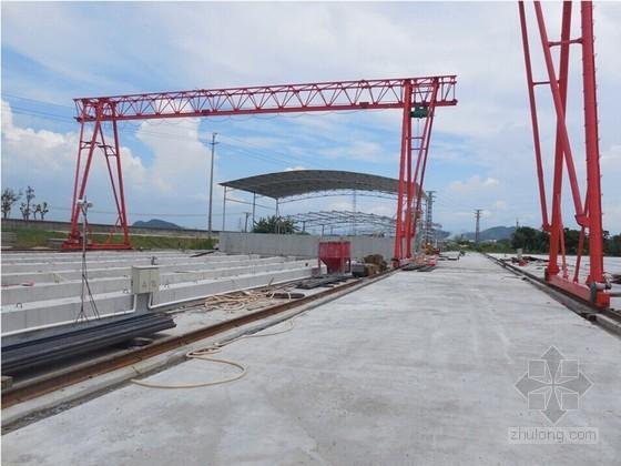 [广东]城市预应力小箱梁桥及空心板梁桥预制梁架设专项施工方案解读