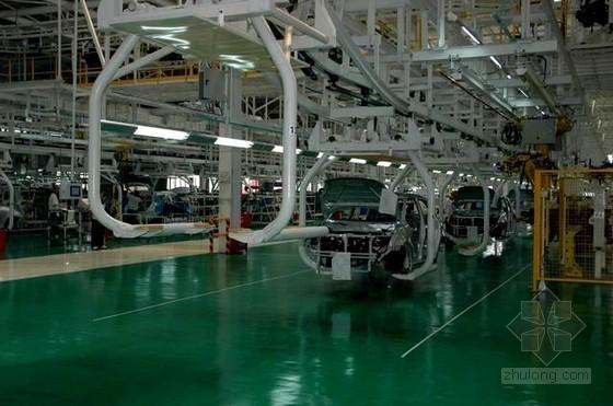 [江苏]知名企业工业厂房工程监理大纲(540页 流程图丰富)