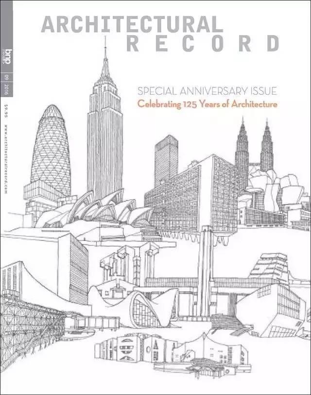 125年来,最重要的125座建筑……