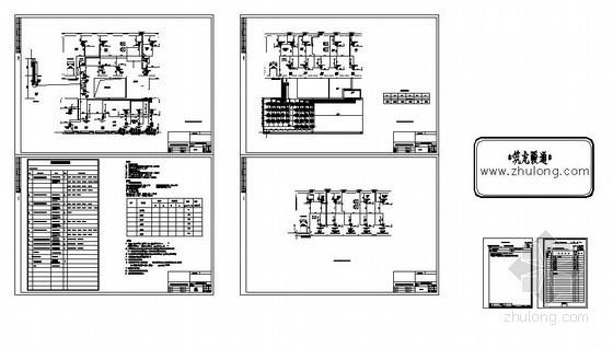 多联机空调平面布置图