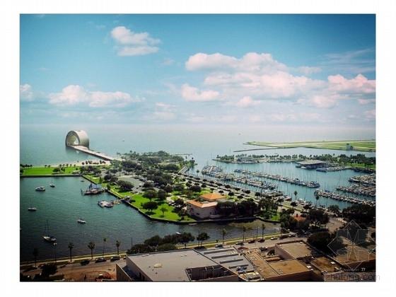 [国外]滨水码头国际竞赛景观方案(知名规划事务所)