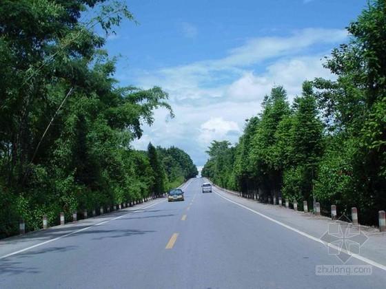 [四川]二级公路施工组织设计(含桥涵)