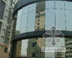 玻璃幕墙细部安装的质量控制(PPT)