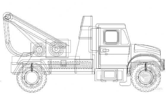 卡车图块4