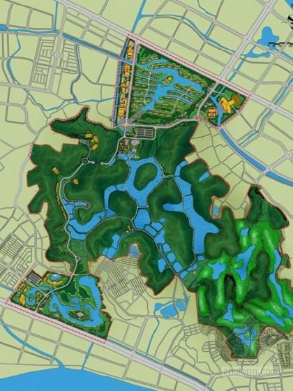 [佛山]区域总体规划方案