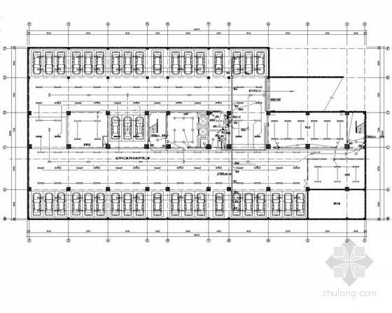 [山东]1.4万平方米办公楼全套电气施工图纸